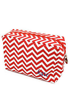 DB Exclusive Personalized Chevron Spa Bag 2091