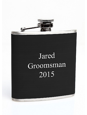 Personalized Custom Color Flasks C1134