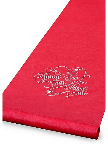 Happily Ever After Aisle Runner DBK30051