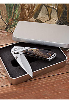 Personalized Deluxe Camouflage Lock Back Knife GC1111