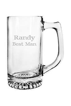 Personalized 13oz Pub Beer Mug