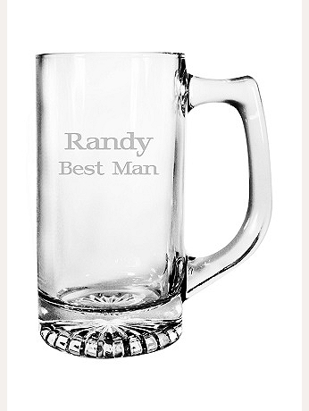 Personalized 13oz Pub Beer Mug DB0013MG1
