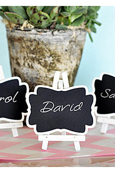 Framed Chalkboard Place Cards EB2372