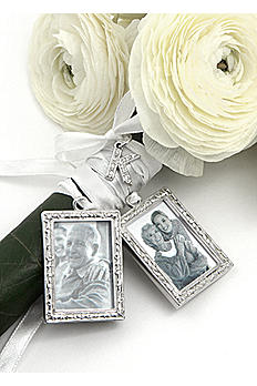 DB Excl Personalized Photo Bouquet Charm Set SET1467-W