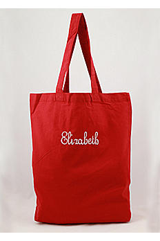DB Exc Personalized All-Purpose Cotton Tote WH20