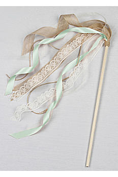 DB Exclusive Ribbon Flower Girl Wand DB71030