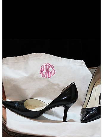 DB Exclusive Personalized Shoe Bag 41181182