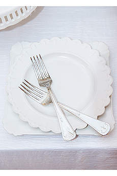 My One and Only Plate and Fork Wedding Cake Set