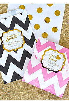 Personalized Goodie Bags Set of 12 EB2358FW