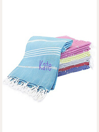 DB Exclusive Personalized Turkish Towels 1400