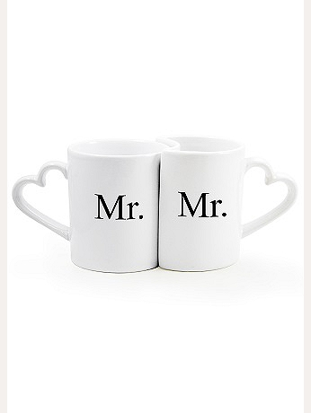 Mr. and Mr. Coffee Mug Set MR3600