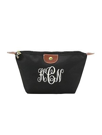 DB Exclusive Personalized Canvas Cosmetic Bag WH63