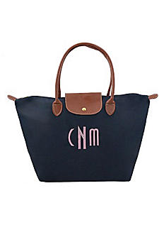 DB Exclusive Personalized Traveler Tote Bag WH62