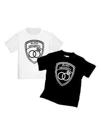 Bling Security Ring Bearer T-Shirt RBBLINGSEC