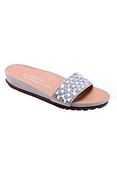 Ann Marino by Bettye Muller Galaxy Slide Sandals GALAXY