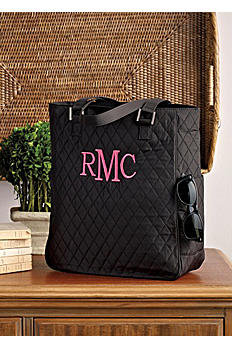DB Exclusive Personalized Quilted Tote 4118-1113