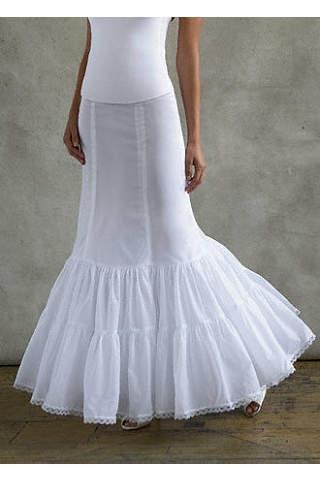 Bridal shapewear slip dresses davids bridal fit and flare slip junglespirit Image collections