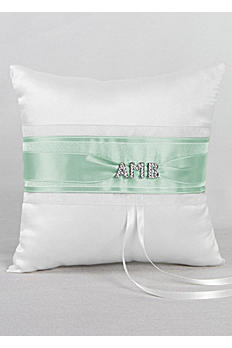 Personalized DB Exclusive Monogram Pillow 10-6000