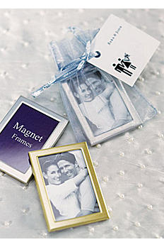 Magnet Back Mini Photo Frames - Pack of 3 8056