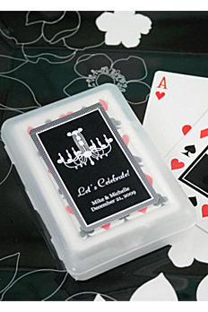 Personalized Theme Playing Cards EB2033