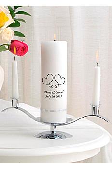 Personalized Premier Design Unity Candle Set GC330designs