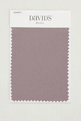 Quartz Fabric Swatch Davids Bridal
