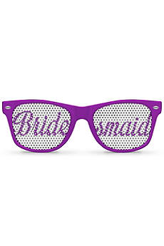 Personalized Bridesmaid Sunglasses