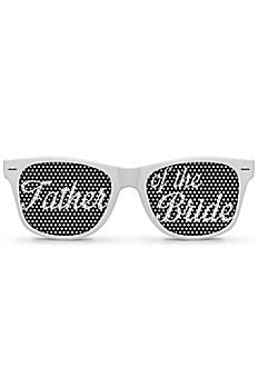 Personalized Father of the Bride Sunglasses RA-FATHERBRIDE