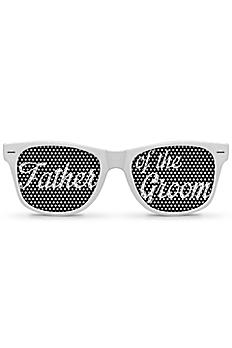 Personalized Father of the Groom Sunglasses RA-FATHERGROOM