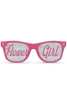 Personalized Flower Girl Sunglasses
