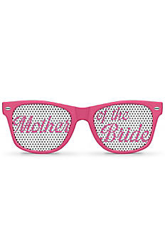 Personalized Mother of the Bride Sunglasses RA-MOTHERBRIDE