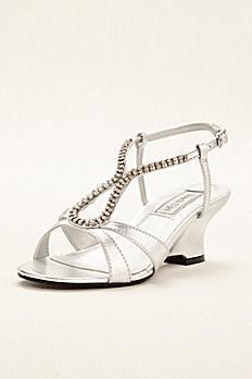 Regina Wedge Sandal by Touch Ups Regina