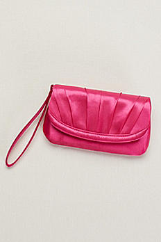 Pleated Wristlet RL30051