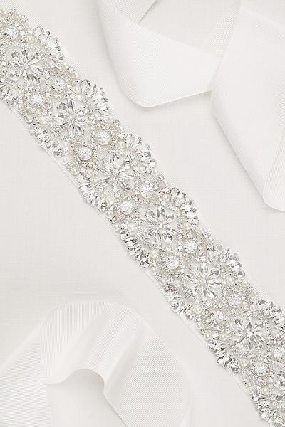 Bridal Sashes &amp- Wedding Dress Belts - David&-39-s Bridal