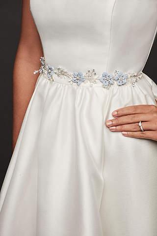 Bridal Sashes & Wedding Dress Belts   David\'s Bridal