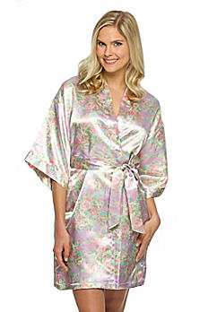 Personalized Satin Robe SFROB