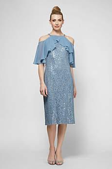 Long Long Sleeves Dress - SL Fashions