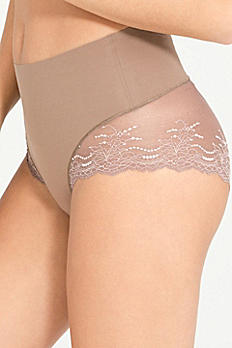Spanx Undie-Tectable Lace Hi-Hipster SP0515