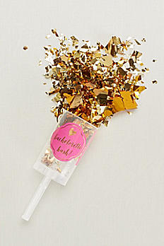 Bachelorette Confetti Party Popper SPBP433