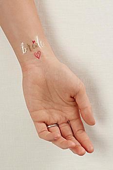 Bachelorette Party Tattoos Set of 10 SPBP435