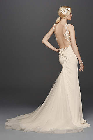 sexy wedding dresses davids bridal