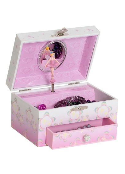 Ashley Girls Jewelry Box 00800S10M