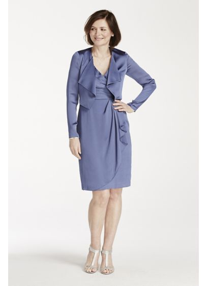 Short Sheath Jacket Mother and Special Guest Dress - Adrianna Papell