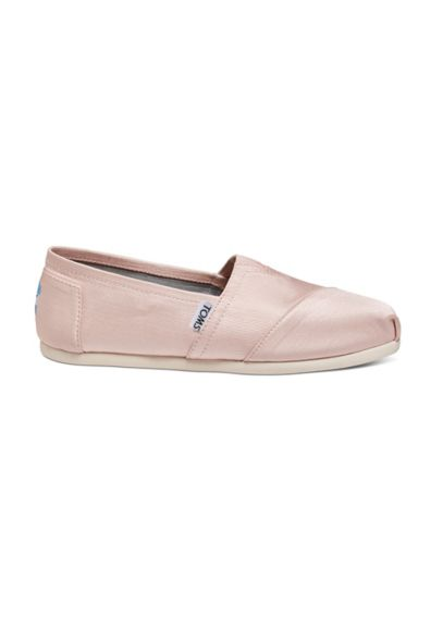 TOMS Grosgrain Classic Slip-On Shoes 10008345