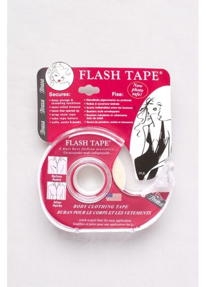 Flash Tape- Body and Clothing Fashion Tape 1009