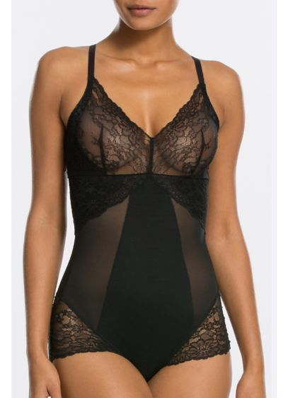 Spanx Spotlight on Lace Bodysuit - Wedding Accessories
