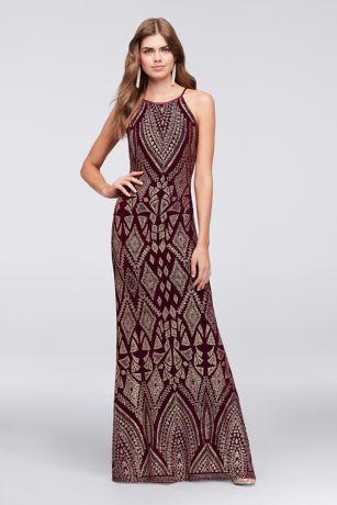 Glitter Formal Dresses