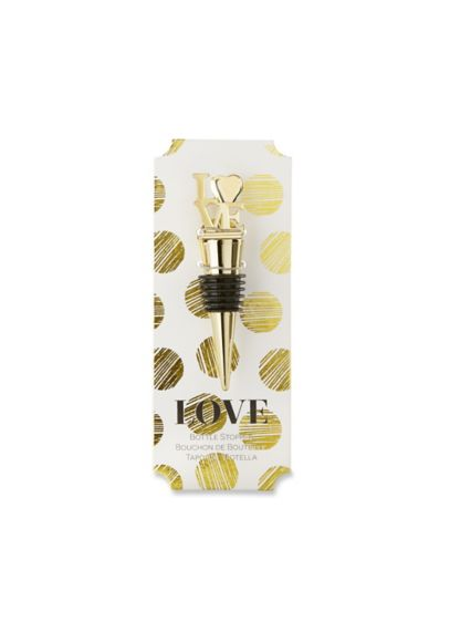Yellow (LOVE Gold Bottle Stopper)