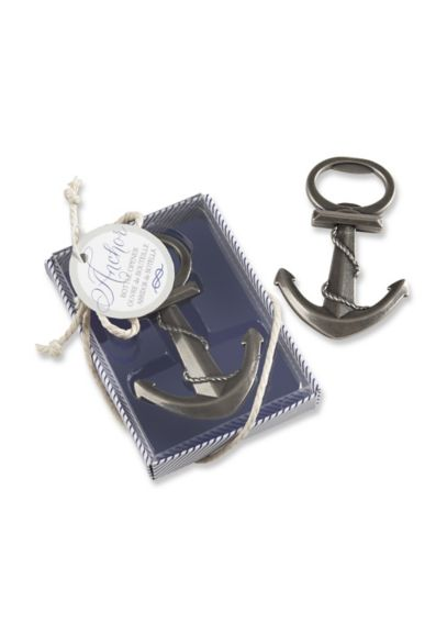 Anchor Nautical Themed Bottle Opener Favor 11136NA