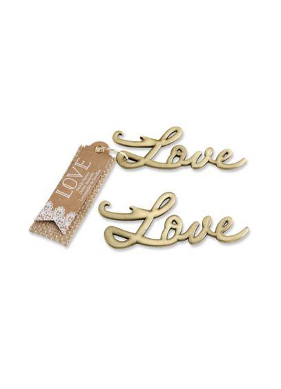 Love Bottle Opener - Wedding Gifts & Decorations